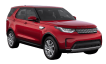 2017 Discovery Td6 HSE Lux Firenze Red