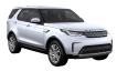 2018 Discovery Td6 HSE Lux Indus Silver