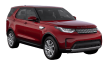 2017 Discovery Td6 HSE Lux Montalcino Red