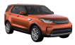 2017 Discovery Td6 First Edition Namib Orange