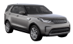 2017 Discovery Td6 HSE Silicon Silver